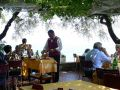 Sirmione am Gardasee - Restaurant am See