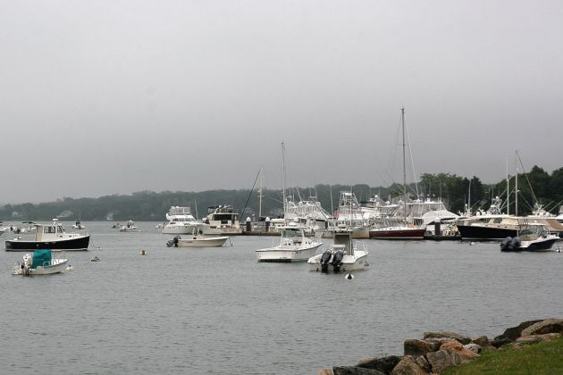 Plymouth Harbor, Brewers Marine - Massachussetts, New England