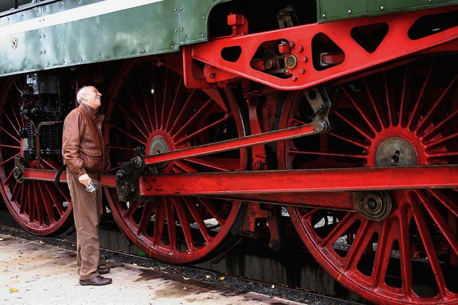 18 201 Schnellste Dampflokomotive Der Welt Kommt Aus Halle Saale