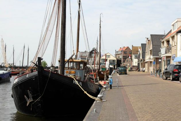 Urk am Ijsselmeer - Gemeente Haven