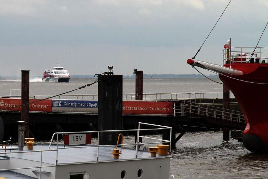 Webcam Alte Liebe Cuxhaven