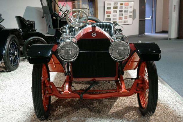 Stutz Bearcat, Stutz 8, Blackhawk - Stutz Motor Company