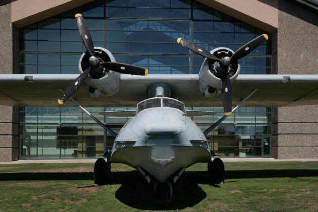 Consolidated Aircraft PBY Catalina - Evergreen Museum Campus, Mcminnville, Oregon, USA