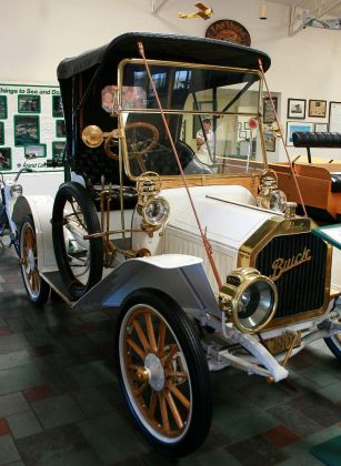 Buick Model 10  Convertible - Baujahr 1908
