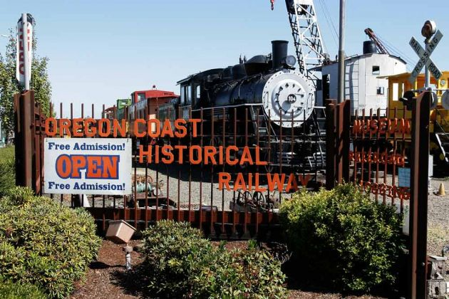 Oregon Coast Historical Railway Museum - City of Coos Bay