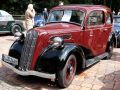 Ford England - 7 W Ten Junior de Luxe Sedan - Baujahre 1934 bis 1937