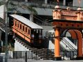 Angels Flight to Bunker Hill - Downtown Los Angeles