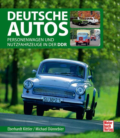 Autos in der DDR