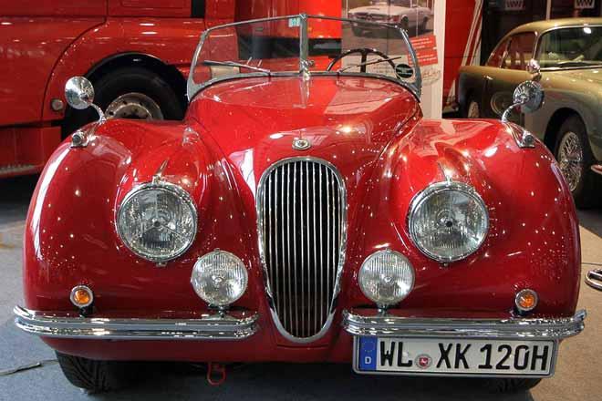Britische Sportwagen